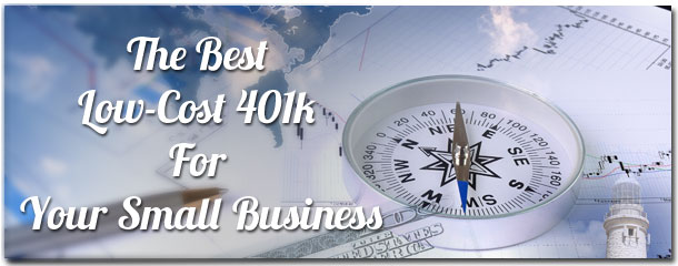 The Best Low-Cost 401k For Your Small Business